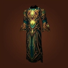 Heroes' Plagueheart Robe Model