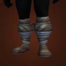 Bile-Resistant Boots, Llothien Boots, Ruin-Stalker Boots, Ruin-Stalker Footpads, Boots of the Broken Model