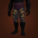 Tyrannical Gladiator's Plate Legguards, Tyrannical Gladiator's Plate Legguards Model