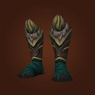 Malevolent Gladiator's Boots of Alacrity Model