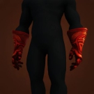 Bloodforged Gauntlets Model
