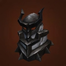 Primal Gladiator's Scaled Helm Model