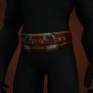 Strange Voodoo Belt Model