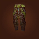 Al'set's Tormented Leggings, Leggings of Pulsing Blood Model