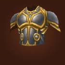 Polished Breastplate of Valor Model
