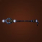 Relentless Gladiator's Energy Staff, Relentless Gladiator's War Staff Model