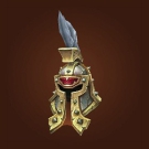 Crafted Dreadful Gladiator's Plate Helm Model