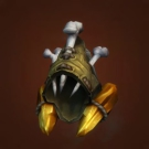 Spiritwalker's Headpiece Model