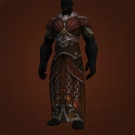 Primal Gladiator's Raiment of Cruelty, Primal Gladiator's Silk Robe Model