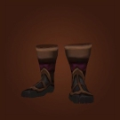 Smoldercloth Slippers Model
