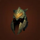 Heroes' Cryptstalker Headpiece Model