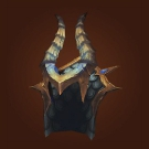 Crafted Dreadful Gladiator's Mooncloth Helm, Crafted Dreadful Gladiator's Satin Hood Model