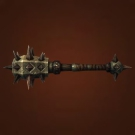 Ambrosial Hammer, Fireborn Warhammer, Barbed Star, Hyldnir Headcracker, Blunt Brainwasher Model
