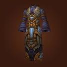 Grievous Gladiator's Mooncloth Robe, Grievous Gladiator's Satin Robe, Prideful Gladiator's Mooncloth Robe, Prideful Gladiator's Satin Robe Model