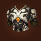 Chestplate of the Forbidden Tower, Chestplate of Limitless Faith, Chestguard of the Unbowed Back Model