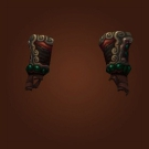 Tyrannical Gladiator's Copperskin Gloves, Tyrannical Gladiator's Ironskin Gloves Model