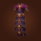 Tattered Dreadmist Robe Model