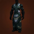 Replica Warlord's Satin Robes Model