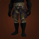 Malevolent Gladiator's Felweave Trousers, Crafted Malevolent Gladiator's Felweave Trousers Model