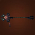 Relentless Gladiator's Focus Staff Model