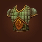 Protector Breastplate, Chestguard of the Stormspire Model