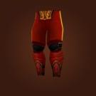 Cindercloth Pants Model