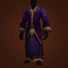 Lesser Wizard's Robe, O'Breen's Dress Robes Model