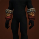 Enameled Grips of Solemnity, Firebird's Gloves, Firebird's Grips, Kaz'tik's Stormseizer Gauntlets, Firebird's Handwraps Model