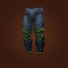 Nightscape Pants, Shadowstalker's Leggings, Discarded Swampstalker Leggings Model