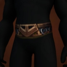 Gronnstalker's Belt Model