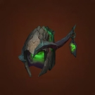 Helm of the Nether Scion, Faceguard of the Raging Elements, Headpiece of the Raging Elements, Helmet of the Raging Elements Model