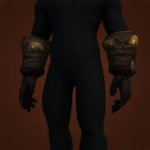 Vengeful Gladiator's Chain Gauntlets Model