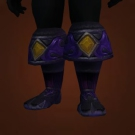 Sandals of Leaping Coals Model