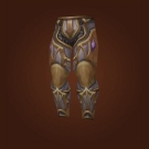 Justicar Leggings, Justicar Legguards, Justicar Greaves Model