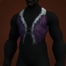 Barbaric Cloth Vest Model