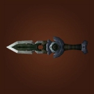 Eccentric Dagger, Bloodtinged Spellblade, Dagger of the Returning Past, Saronite Ambusher, Saronite Shiv Model