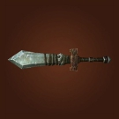 Warblade of the Forgotten Footman, Liberator's Blade, Inlaid Greatsword Model