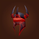Slayer's Skullcap, Crown of Cinders Model