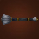 Blackrock Mace, Divine Hammer Model