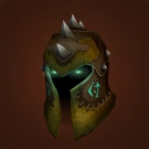Helm of the High Mesa, Mask of Abundant Growth, Helm of the High Mesa, Peacebreaker's Hide Helm Model