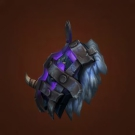 Prideful Gladiator's Leather Spaulders Model