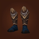 Dreadful Gladiator's Boots of Alacrity Model