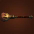 Steelspark Hammer, Energon Greatmace, Ramkahen Ceremonial Hammer Model