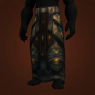 Corrupted Silverplate Leggings Model