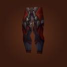 Dreadweave Leggings Model