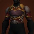 Relentless Gladiator's Leather Tunic Model