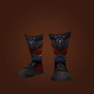Furious Gladiator's Slippers of Dominance Model