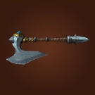 Steelforged Greataxe Model