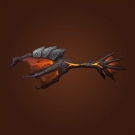 Hungermouth Wand, Finger of Zon'ozz Model