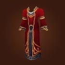 Scarlet Sin'dorei Robes Model